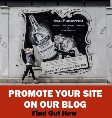 Promote your website on our blog