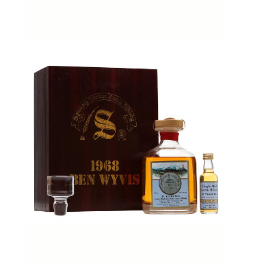 Ben Wyvis 1968 Mini 31 Year Old Cask #686.jpg