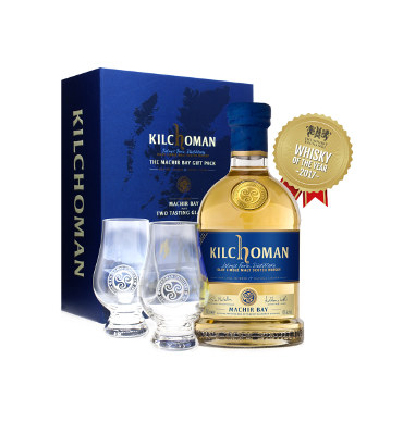 Kilchoman Machir Bay Gift Pack 2 Tasting Glasses.jpg