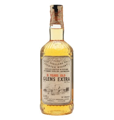 Glens Extra (Springbank) 8 Year Old Bot.1960s.jpg