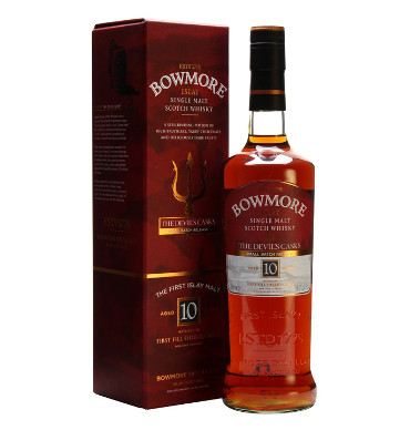 Bowmore 10 Year Old The Devil's Casks Batch 1.jpg