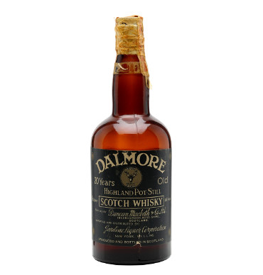 Dalmore 20 Year Old Bot.1930s.jpg