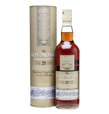 Glendronach 21 Year Old Parliament Sherry Cask.jpg